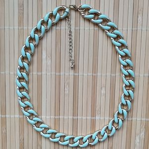 Jewelry - Tiffany blue (turquoise color) necklace